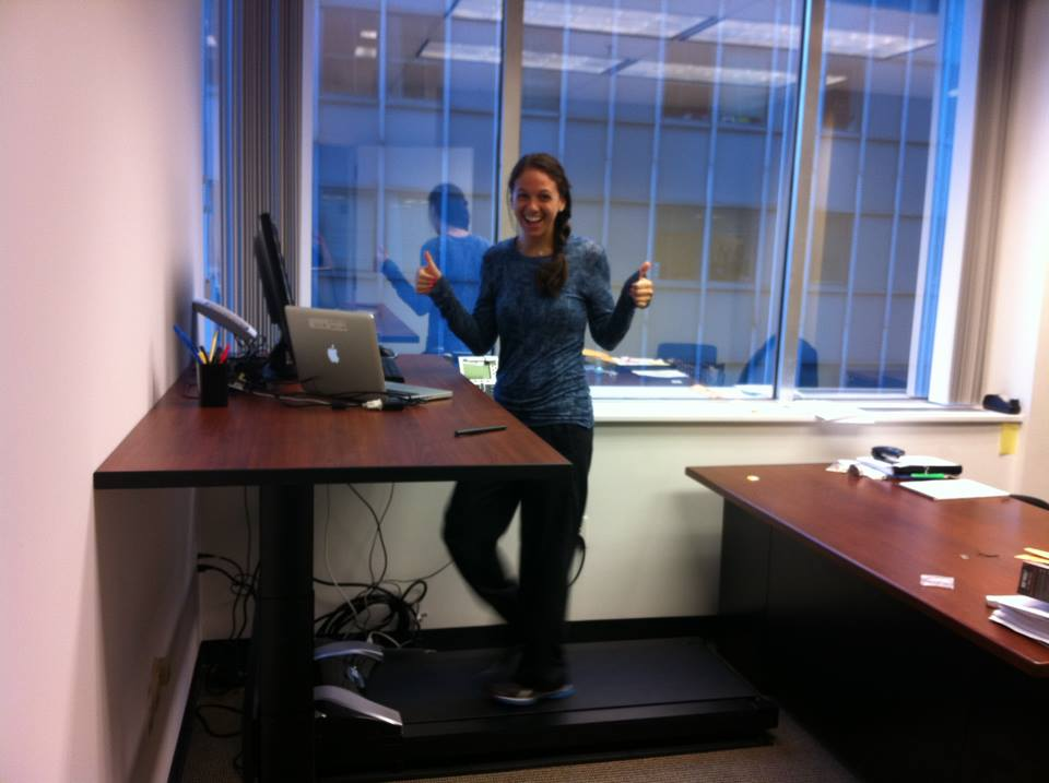 Stand Up Office Desk